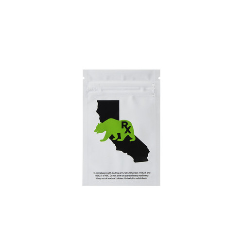 Kush Supply Co. 1 Gram Barrier Bag