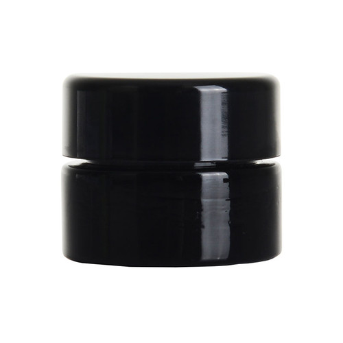 Kush Supply Co. 5ml Black Glass Concentrate Container