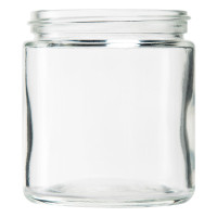 Kush Supply Co. 5 Ounce Glass Jar