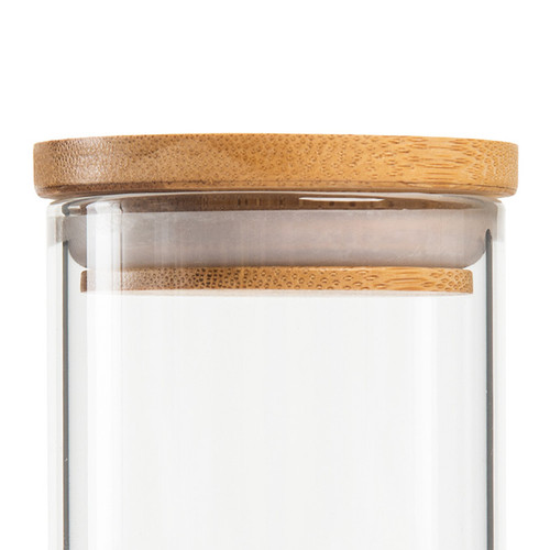 Kush Supply Co. Bamboo Lid for Glass Jars