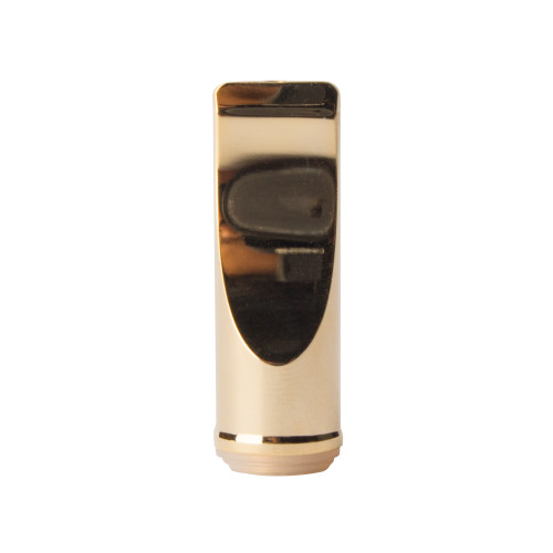 Kush Supply Co. CCELL Flat Gold Mouthpiece for Glass Cartridges