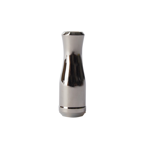Kush Supply Co. CCELL Round Metal Mouthpiece for Glass Cartridges