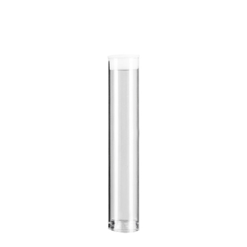 Kush Supply Co. Plastic Vape Tube with Silicone Cap
