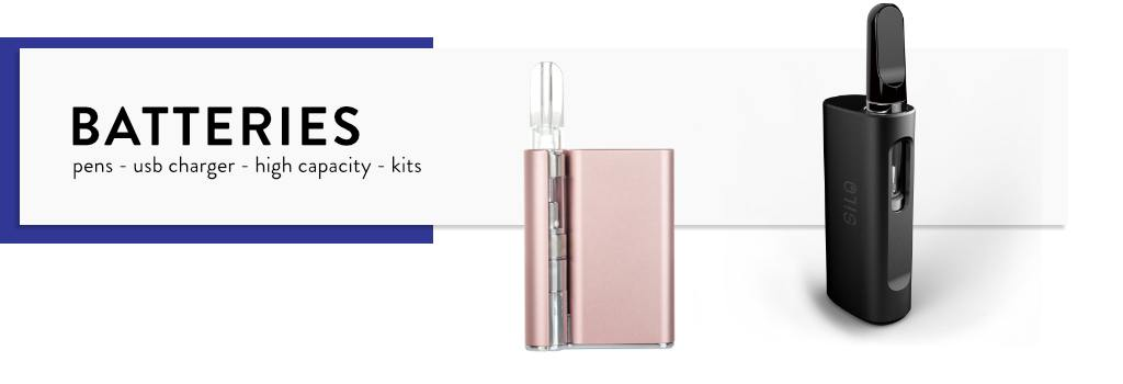 Vape Pen Kits - ePen, Buttonless, Adjustable Preheat | Kush Supply Co