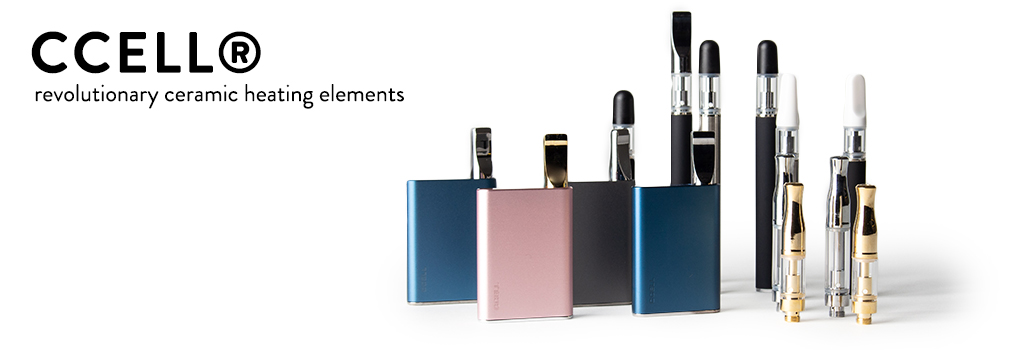 CCELL® Cartridges & Vaporizer Products