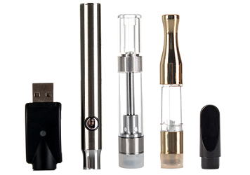 Vape Cartriges for Cannabis Extract and Marijuana Packaging